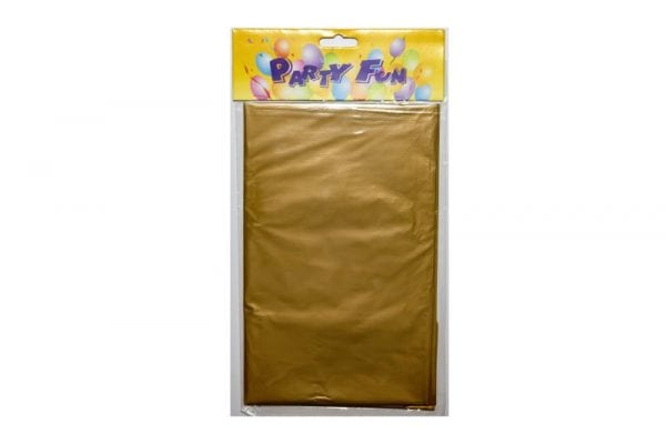 Brown Paper Table Cover
