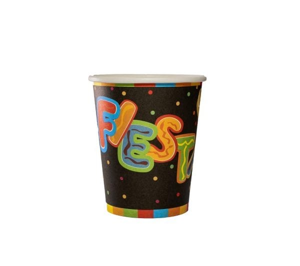 Mexican Fiesta Paper Cup