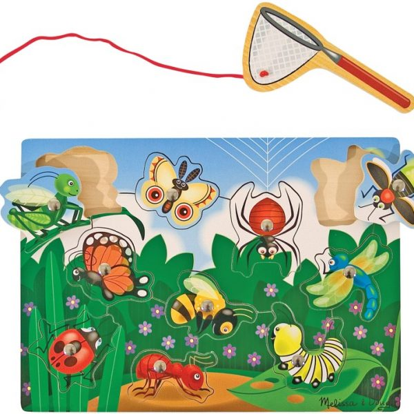 Bug-Catching Magnetic Puzzle Game (Melissa and Doug)