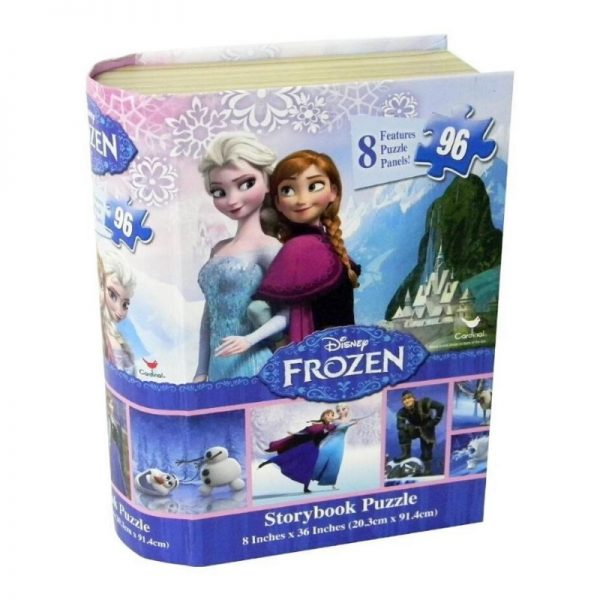 FROZEN STORYBOOK PUZZLE_Picture 1 (Custom)