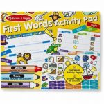 Melissa and Doug First Words Activity Pad