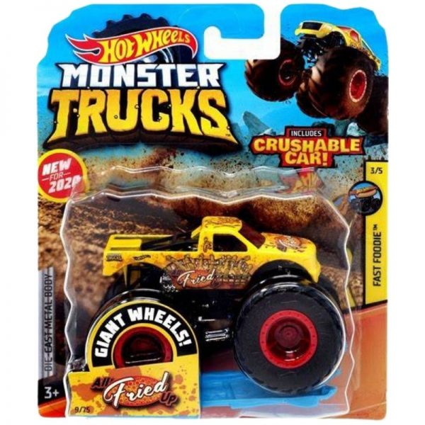 Hot Wheels Monster Trucks All Fried Up_Picture 3