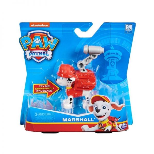 Paw Patrol Action Pack Pup Character with Sounds - Marshall_Picture 1