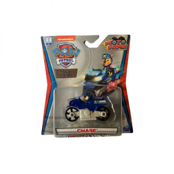 Paw Patrol Die Cast Vehicles - Chase_Picture 1
