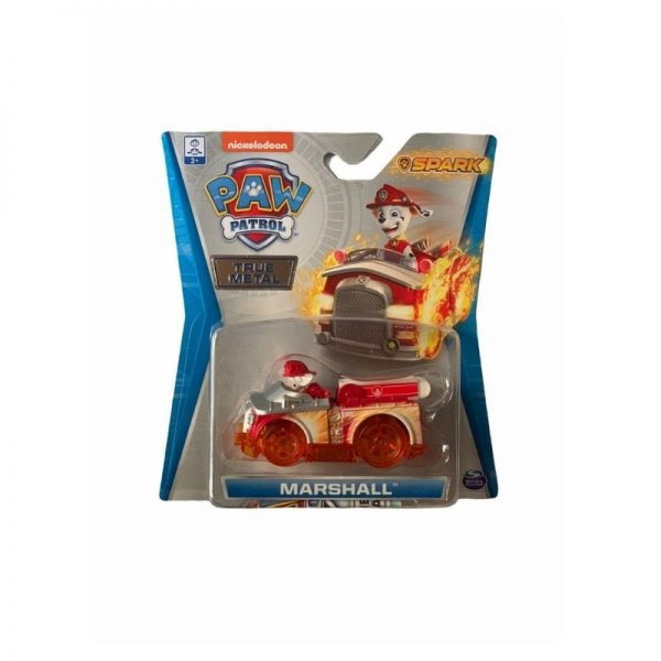 Paw Patrol Die Cast Vehicles - Marshall_Picture 1